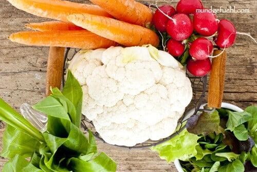 Marktgeflüster – ein Besuch am Bauernmarkt