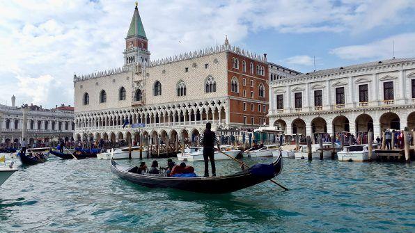 Venedig – Canale Grande und viel Romantik