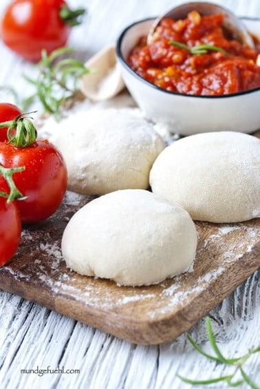7 Tipps für den schnellen perfekten Pizzateig