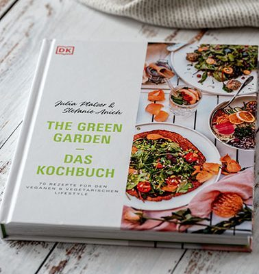 Rezension The Green Garden – Das Kochbuch