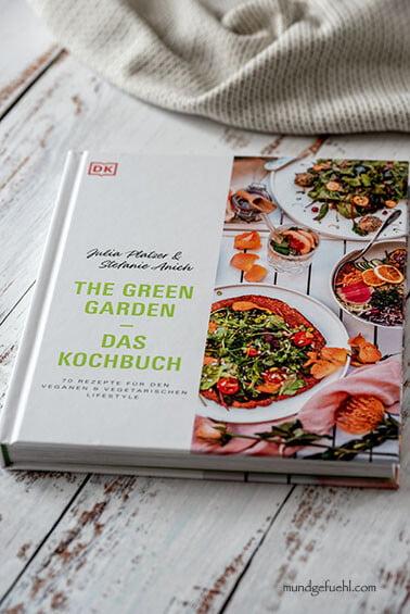 Rezension The Green Garden – Das Kochbuch